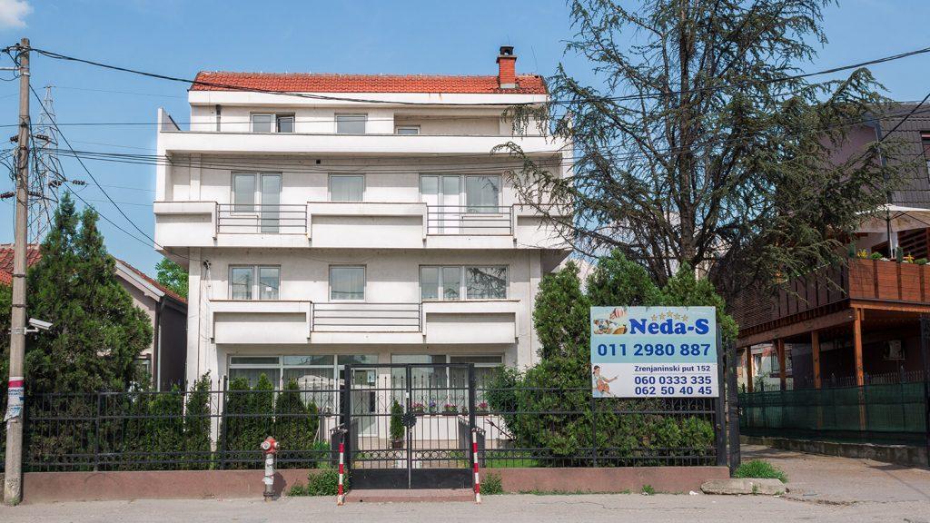Dom za stara lica Neda-S