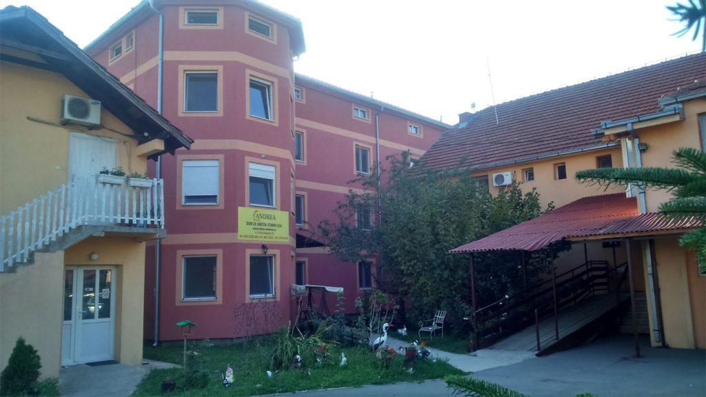 Dom za stare Andrea
